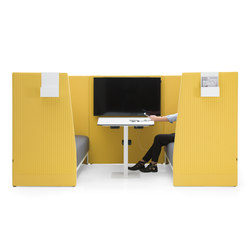 Stand By LC Limbo | Space dividers | Emmegi