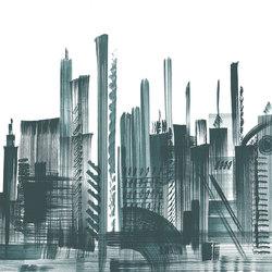 Skyline | Revêtements muraux / papiers peint | LONDONART