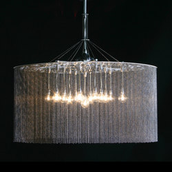 Ngoma Drum - 700 - suspended | Objetos luminosos | Willowlamp