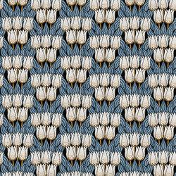 Spotty Tulips | Carta da parati / carta da parati | LONDONART s.r.l.