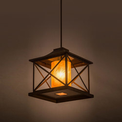 Contemplation Pendant | General lighting | 2nd Ave Lighting