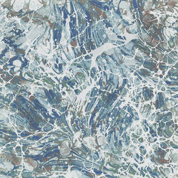 Suminagashi Ii | Wall coverings / wallpapers | LONDONART