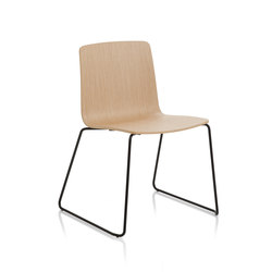 Yo | Visitors chairs / Side chairs | Emmegi