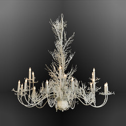 Coral | Suspended lights | 2nd Ave Lighting