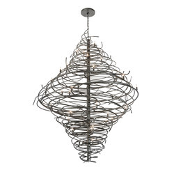 Cyclone 36 LT Chandelier | Allgemeinbeleuchtung | 2nd Ave Lighting