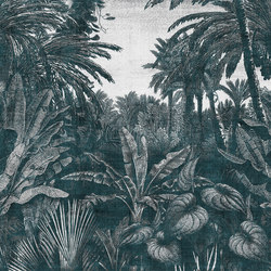 Tropical Mornings | Carta parati / tappezzeria | LONDONART