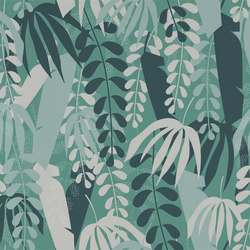 Tropical Shape | Wandbeläge / Tapeten | LONDONART