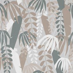 Tropical Shape | Carta parati / tappezzeria | LONDONART