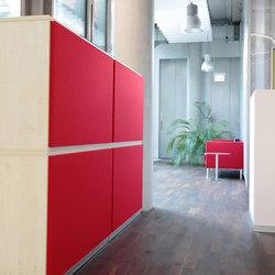 AGORApanel | Akustikpaneele für Schrankrückseiten | Furniture panels | AGORAphil