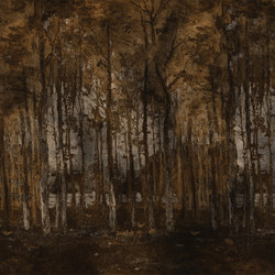 Vessel Of The Withering | Wall coverings / wallpapers | LONDONART s.r.l.