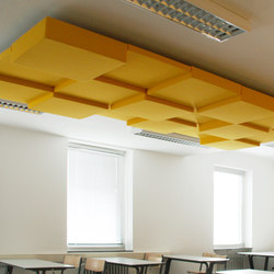 AGORAceiling | Deckenrelief | Ceiling systems | AGORAphil