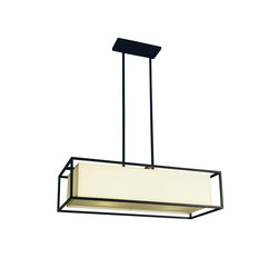 Dia Oblong Pendant | Iluminación general | 2nd Ave Lighting