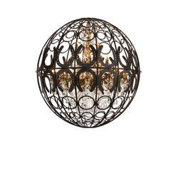 Equestriana Crystal Chandelier | Allgemeinbeleuchtung | 2nd Ave Lighting