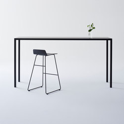 Span Bar | Tables de réunion debout | Davis Furniture