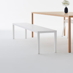 Span Bench | Bancos de espera | Davis Furniture