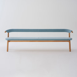 Weda | Waiting area benches | Davis Furniture