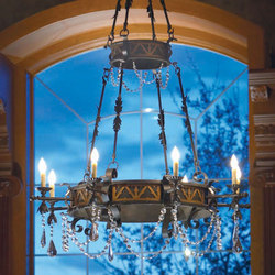 Filomena Chandelier | General lighting | 2nd Ave Lighting