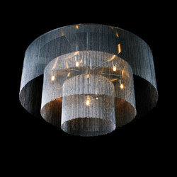 3-Tier - 900 - ceiling mounted - custom | General lighting | Willowlamp