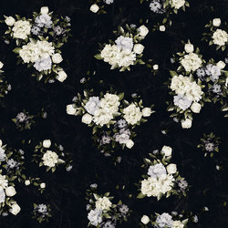 The English Roses | Wall coverings / wallpapers | LONDONART