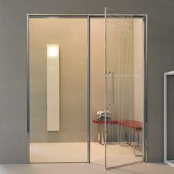 Spaziofilo 160 | doors and glass panels | Saunas | Effegibi
