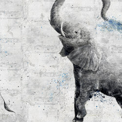 Zoo | Wall coverings / wallpapers | LONDONART