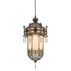 Indra Pendant | Suspensions | 2nd Ave Lighting