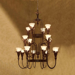 Isle Chandelier | General lighting | 2nd Ave Lighting