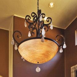 Jeri Inverted Pendant | General lighting | 2nd Ave Lighting