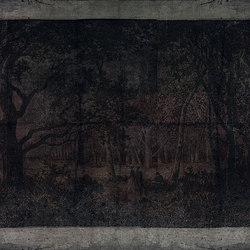 The Artist | Wandbeläge / Tapeten | LONDONART