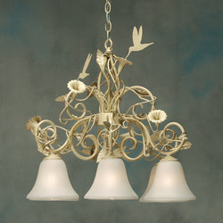 Le Printemps 12 LT Chandelier | Allgemeinbeleuchtung | 2nd Ave Lighting