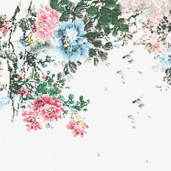 Pixel | Wall coverings / wallpapers | LONDONART