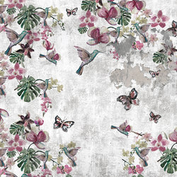 Happy | Wall coverings / wallpapers | LONDONART s.r.l.
