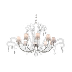 Lienz 10 LT Chandelier | General lighting | 2nd Ave Lighting