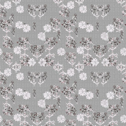 Nina Farré | Blue Tiles | Wandbeläge / Tapeten | Devon&Devon