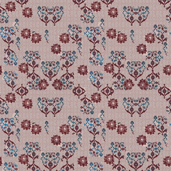 Nina Farré | Blue Tiles | Revestimientos de paredes / papeles pintados | Devon&Devon