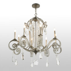 Lucerne 8 LT Chandelier | Illuminazione generale | 2nd Ave Lighting