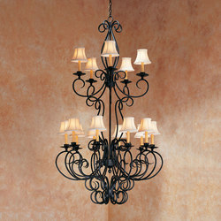 Monterey Chandelier | General lighting | 2nd Ave Lighting