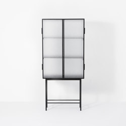 Haze Vitrine | Bath side boards | ferm LIVING