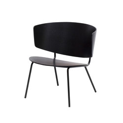 Herman Lounge Chair | Loungesessel | ferm LIVING