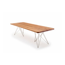 GM 3300 Plank De Luxe Table | Tavoli pranzo | Naver Collection