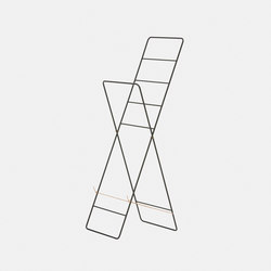 Herman Clothes Stand - Black | Stumme Diener | ferm LIVING