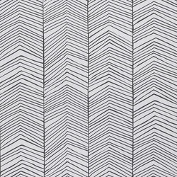 Wallpaper Herringbone | Wandbeläge / Tapeten | ferm LIVING