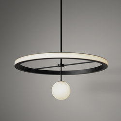 Ring | Suspended lights | Atelier Areti