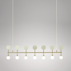 Row Pendant | Suspended lights | Atelier Areti