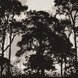 Trees Are Talking | Wall coverings / wallpapers | LONDONART