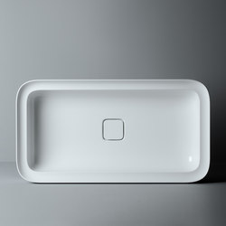 Cameo Sink | 75 x 40 h14 (tutta vasca) | Wash basins | Valdama
