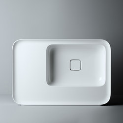 Cameo Sink | 75 x 50 h14 | Wash basins | Valdama