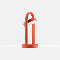 Giravolta 1799-H330 orange | Table lights | PEDRALI