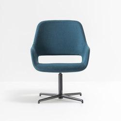 Babila Comfort 2789 | Lounge chairs | PEDRALI