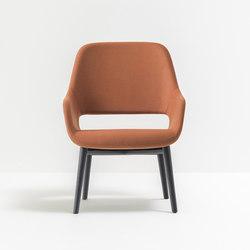 Babila Comfort 2759 | Lounge chairs | PEDRALI